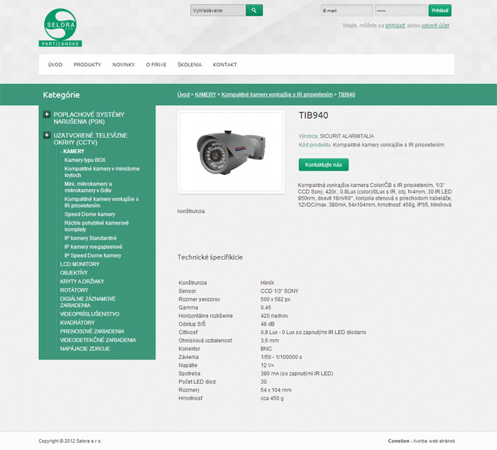 Selora s.r.o. - Tvorba web stránok a0ca13a46b1