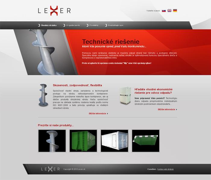 Lexer s.r.o. - Tvorba web stránok 836223c530c